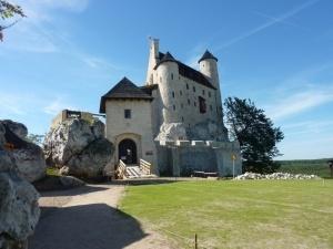 Zamek w Bobolicach. Fot. RMF FM