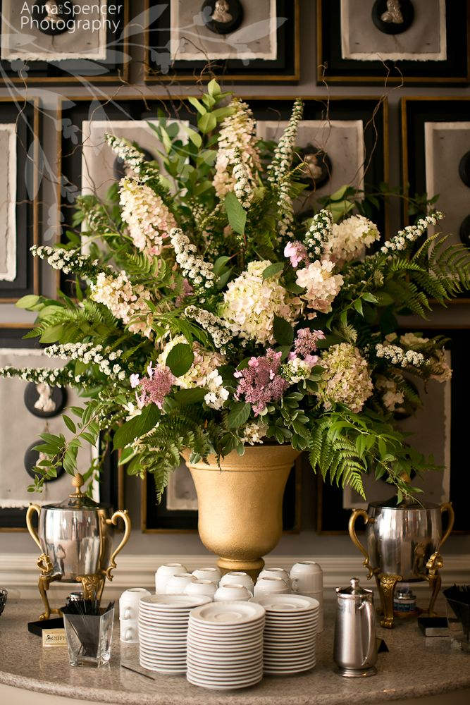 ceremony altar flowers...Wedding aisle flower décor, wedding ceremony flowers, pew flowers, wedding flowers, add pic source on comment and we will update it. www.myfloweraffair.com can create this beautiful wedding flower look.