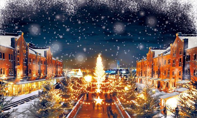 本場ドイツの雰囲気を堪能!「クリスマスマーケット in 横浜赤レンガ倉庫」へ - じゃらんニュース|ワクワクする旅行・観光・お出かけ情報をお届け! - じゃらんnet