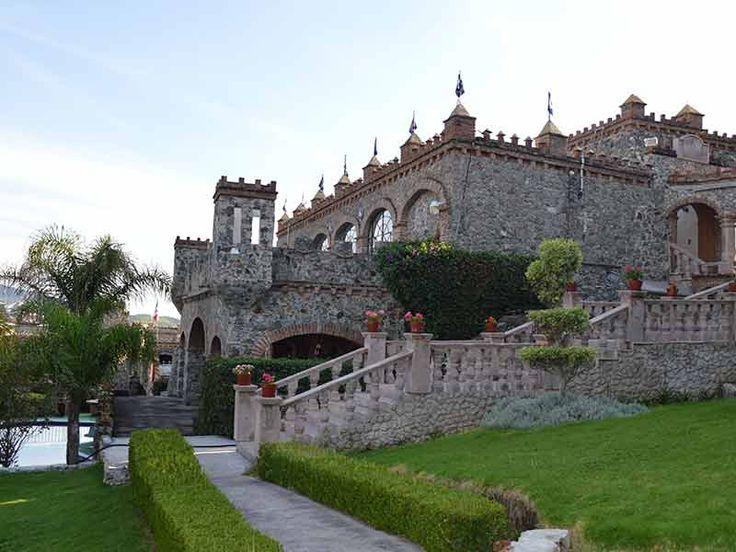 Fotos de Hotel Castillo de Santa Cecilia   Hotel en Guanajuato