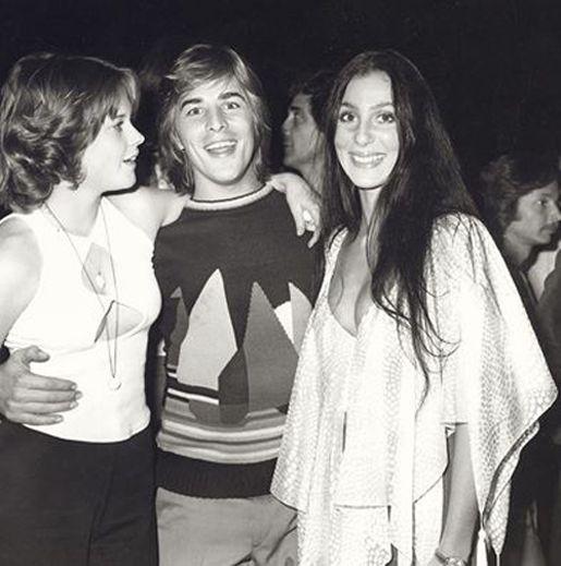 Melanie Griffith, Don Johnson & Cher