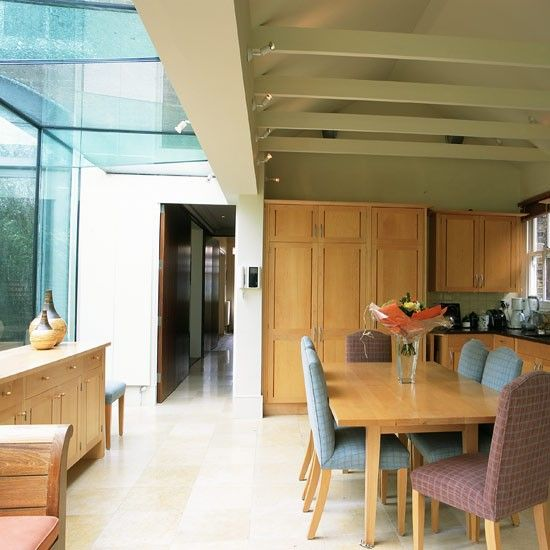 Modern kitchen and dining room | Kitchen extensions - 25 of the best | Kitchen planning | Beautiful Kitchens | PHOTO GALLERY