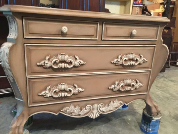 best Dixie Belle  Mud Puddle - Painted Furniture - Furniture