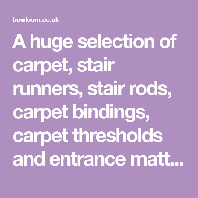 Best A Huge Selection Of Carpet Stair Runners Stair Rods 400 x 300