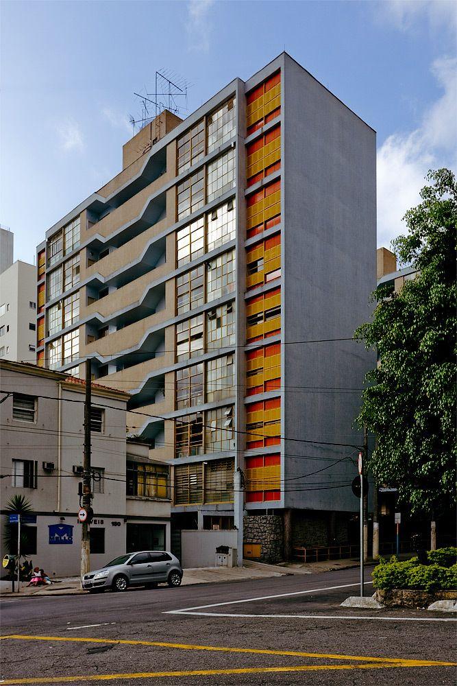 Galeria - Clássicos da Arquitetura: Edifício Louveira / João Batista Vilanova Artigas e Carlos Cascaldi - 23