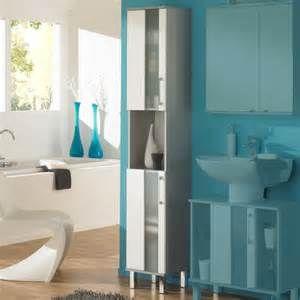 Suche Badezimmer hochschrank milchglas weiss enna. Ansichten 173147.