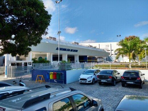 Templo Central da Assembleia de Deus - Recife