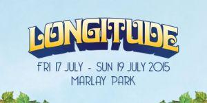 Longitude Festival 2015 Festival Logo