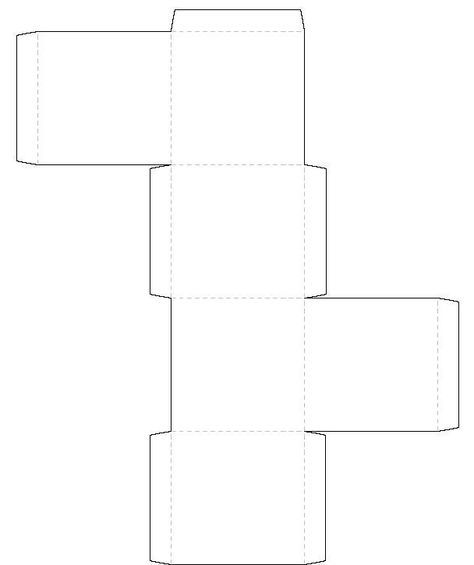 Free online template maker...create boxes or envelopes using your dimensions, print!