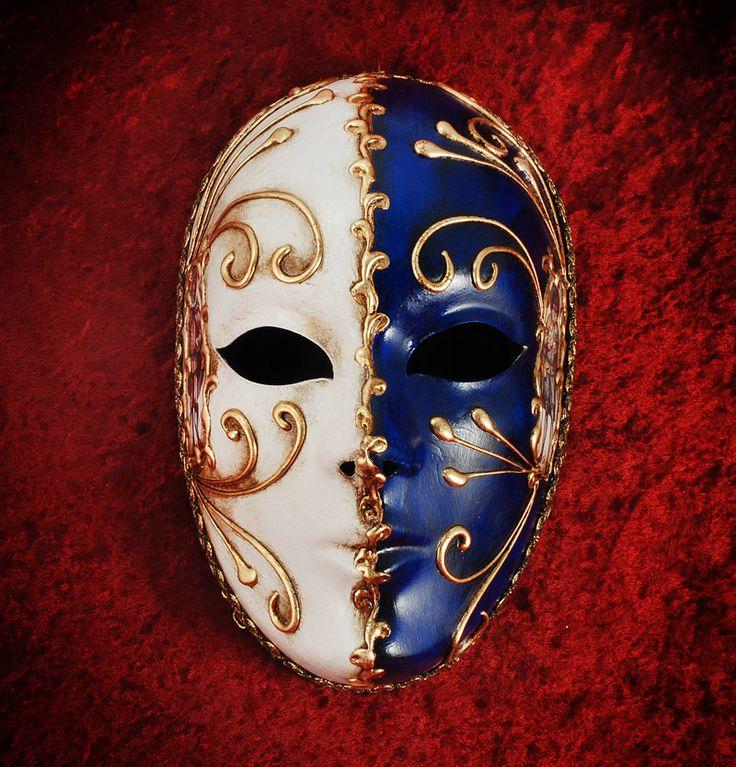 VENTIAN costumes for men | viewing home venetian masks for men back
