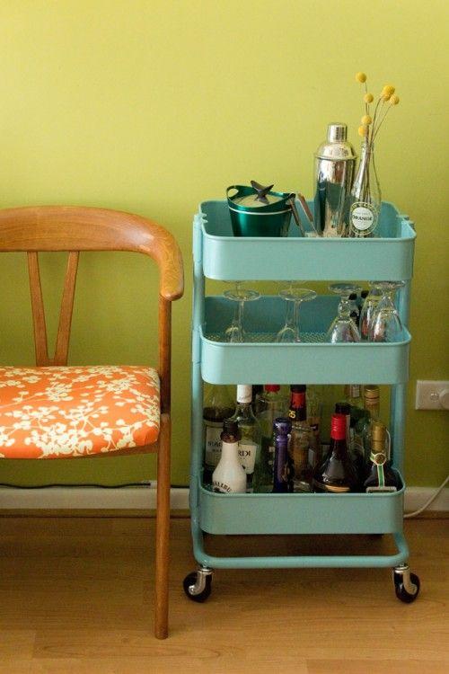 Minimal Dresser Decor