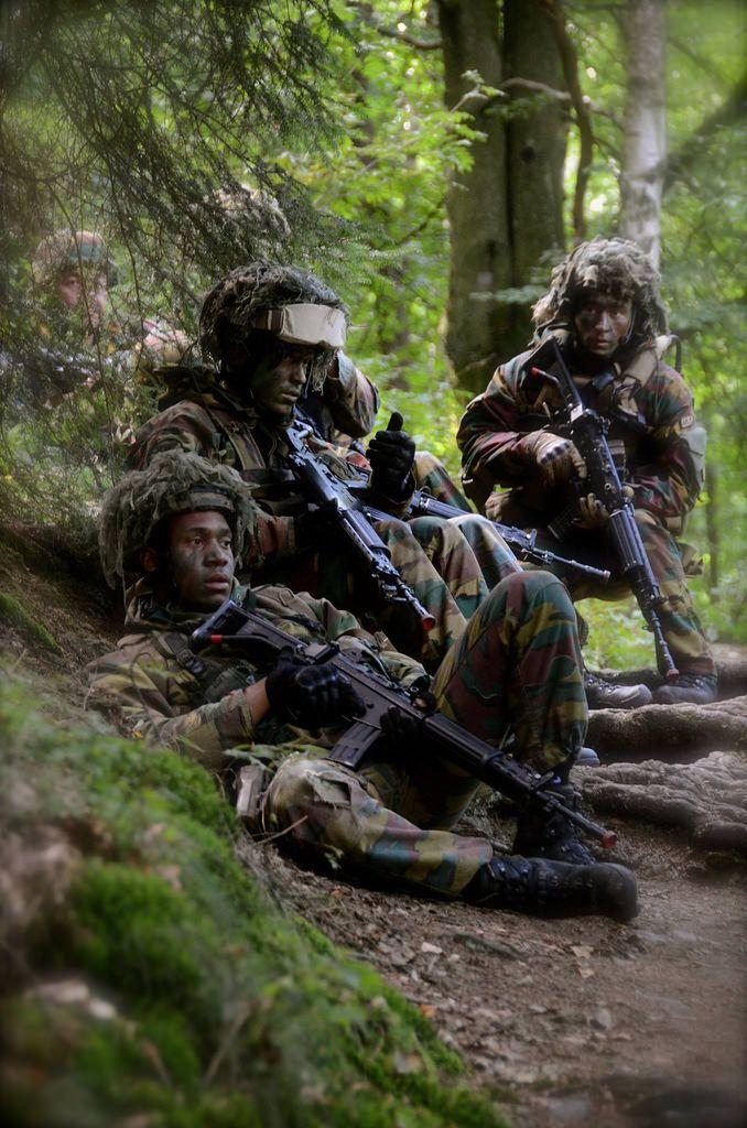 Belgian Para-Commandos