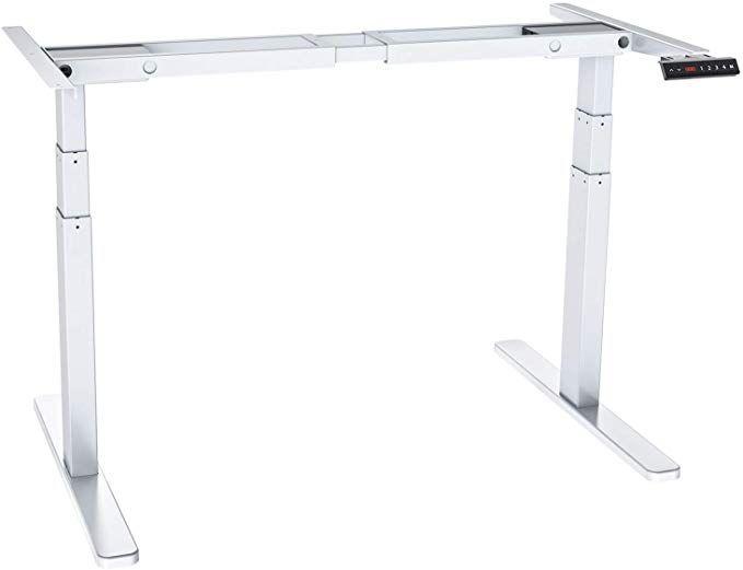 Hftek Hohenverstellbarer Schreibtisch Elektrisch Hohenverstellbares Tischgestell Weiss Fa102ew Hohenverstellbarer Schreibtisch Schreibtisch Tischgestell