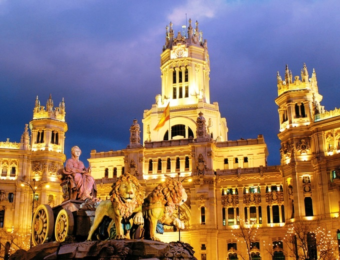 Puerto del Sol in Madrid #Spain...see it with me on my #EFTours #Europe trip in June! http://www.eftours.com/preview-tour.aspx?gt=1193324 #students #travel