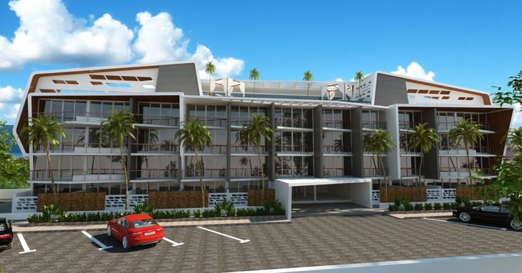 Oceana Residence - Koh Samui condo - Exterior 1