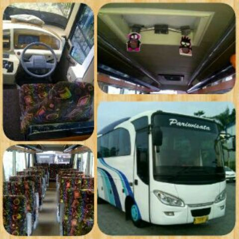 Sewa Bus Pariwisata Seat 25 di Jogja   Rental Mobil Jogja