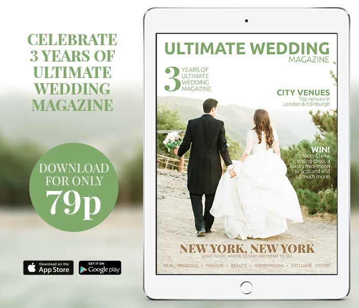 Download the fabulous new issue for only 79p! Discover what's in the latest issue: http://bit.ly/uwmjanfeb2015 #wedding #bridal