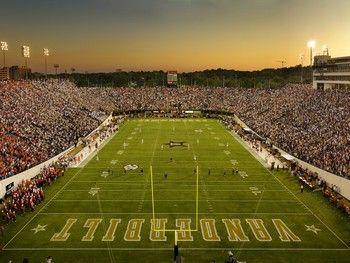 Vanderbilt football stadium