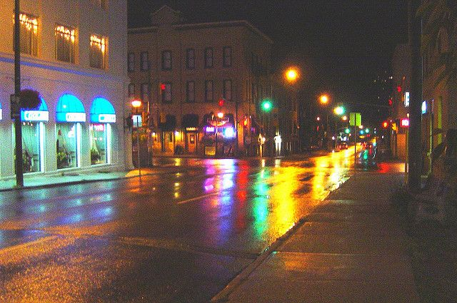 the bright lights and big city of waterloo ontario | Flickr - Photo Sharing!