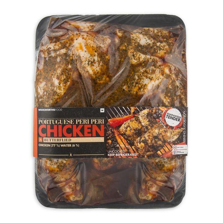 Portuguese Peri Peri Chicken Avg 1.5Kg