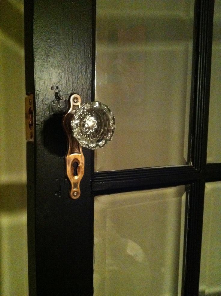 31 Best Door Knobs Images On Pinterest Crystal Door