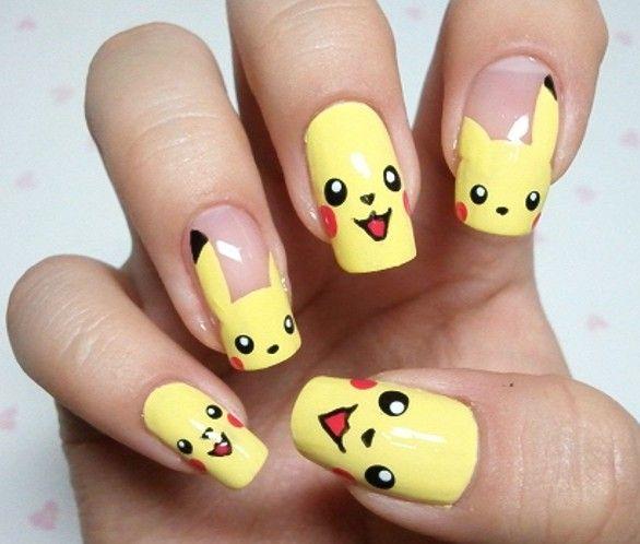 1000 ideas about cute nail polish on pinterest nail - Cute nail polish designs to do at home ...