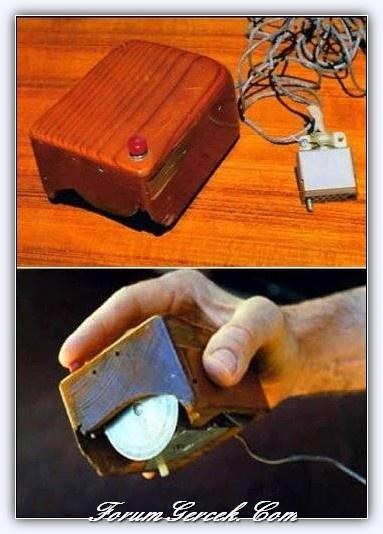 ilk bilgisayar faresi