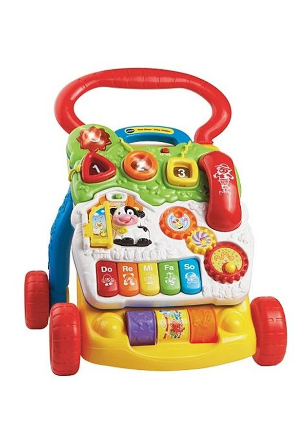 Vtech First Step Baby Walker BBVTF61763 (Yellow)