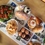 Kei Yamazaki @keiyamazaki Today's breakfast...Instagram photo | Websta (Webstagram)
