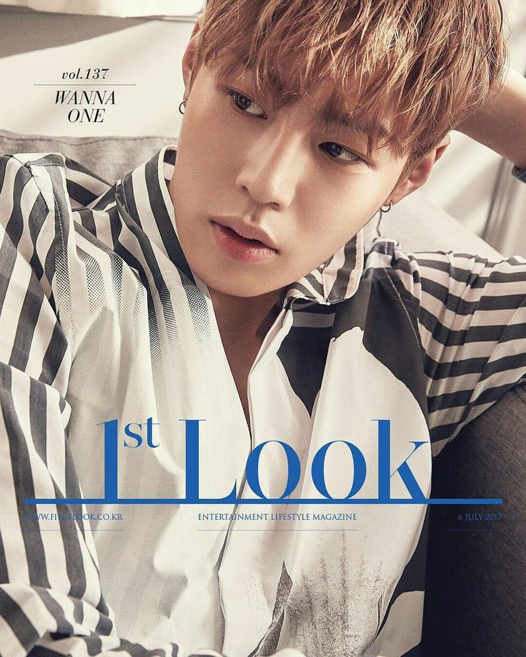 Ha Sung Won | Wanna One | 1st Look