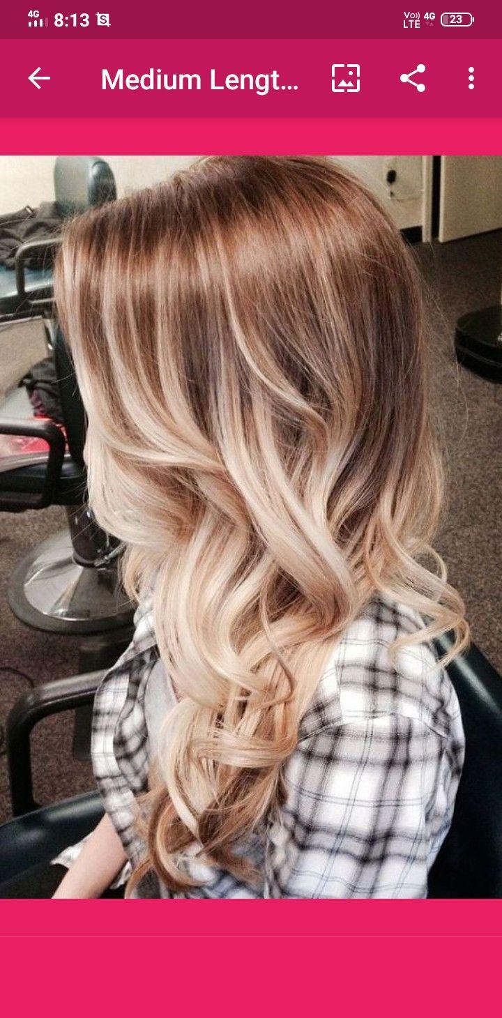 Pin By Alia Maisarah On Hair Girl In 2020 Ombre Hair Blonde Hair Styles Fine Straight Hair