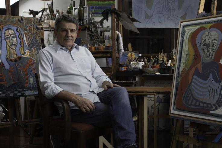 Uma noite solitária promoveu o primeiro encontro de Sergio Francisco Rolim com a pintura. Sergio era, até então, apenas um admirador das artes e nunca havia se arriscado a colocar em prática nenhum esboço de pintura. Mal sabia ele que, entre pincéis, tintas e telas, descobriria o seu verdadeiro...