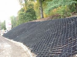Typar Geocell | Slope Stabilization | Cellular Confinement | Erosion Control Geotextile