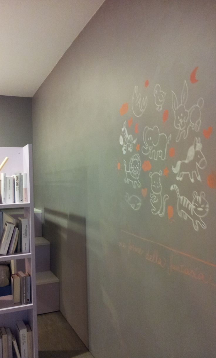 scribbles on the wall (Zalf Gruppo)