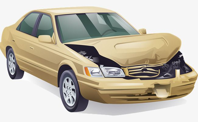 Broken Car Car Clipart Car Vector Png And Vector With
