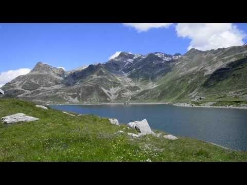 Splügenpass/Sufnersee/Lago di Montespluga Switzerland Italy - YouTube☑