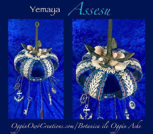 Yemaya Asesu crown 2