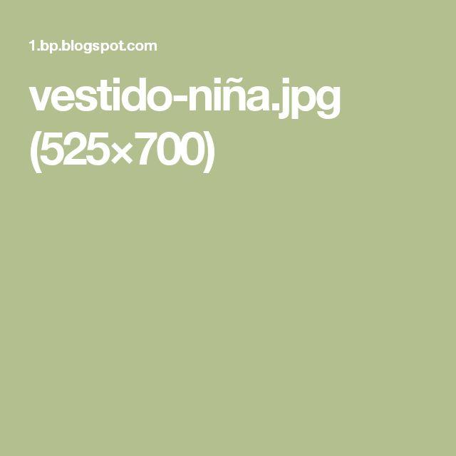 vestido-niña.jpg (525×700)