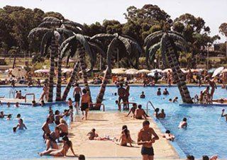 Top 5 outdoor pools in buenos Aires