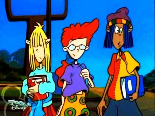 Cartoon TV Shows From the 90s | added july 30 2011 image size 500 x 374 px more from leavedontstay ...