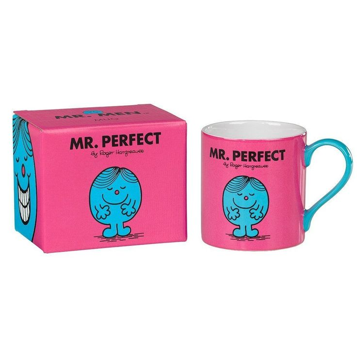 Mr Perfect Mug From Wild and Wolf  #gift #mzube #birthday #presents #shopping #quirky #sale #cool #gifts #cheap   https://www.mzube.co.uk