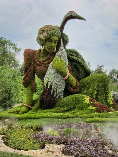 Montreal Mozaicultures @ The Montreal Botanical Garden