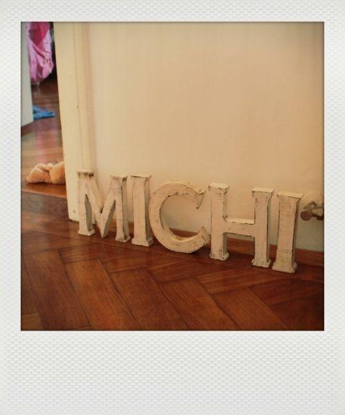 "KADOH Buchstabe ""H"" (medium)"