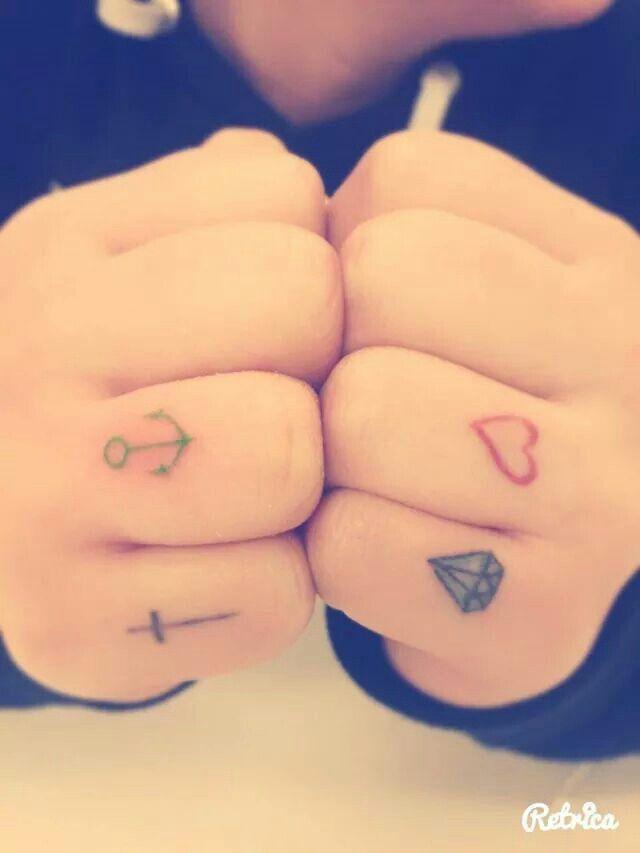 I tatuaggi sono lo specchio dell'anima