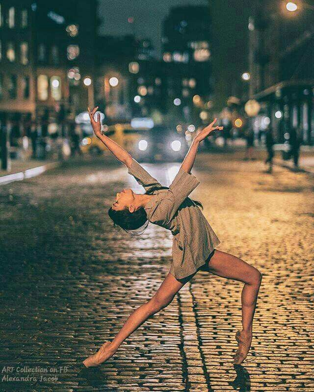 Street Dance  #Ballet ..  #Photography : Alexandra Jacob
