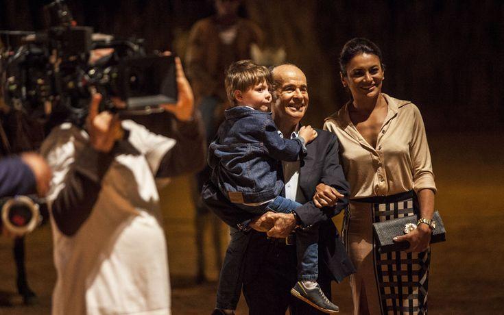 Osmar Prado e Dira Paes prestes a entrarem cena | #AmoresRoubados TV Globo