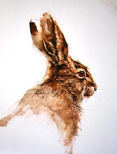Things of beauty I like to see, Animal sketches by Rien Poortvliet (Dutch,...
