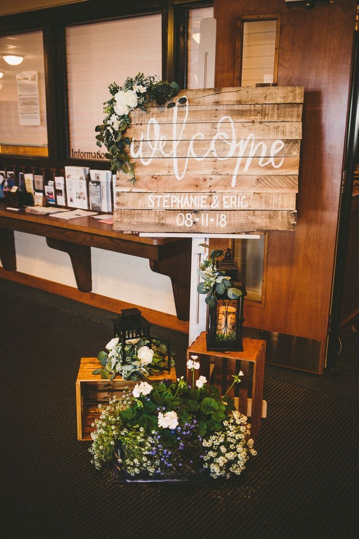Firefighter Wedding Table Country Weddings In 2020 Wedding Welcome Table Wedding Entrance Table Wedding Entrance Decor