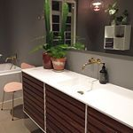 MASSIV | Badeværelsesmøbler i træ og varme