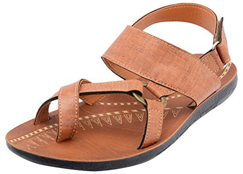 Paragon Men's Tan Leather Outdoor Sandals - 10 UK Paragon http://www.amazon.in/dp/B01LYV4L3G/ref=cm_sw_r_pi_dp_x_Gztxyb1RJ0YSY